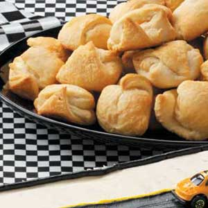Champion Chicken Puffs Recipe | Chella's Common Cents