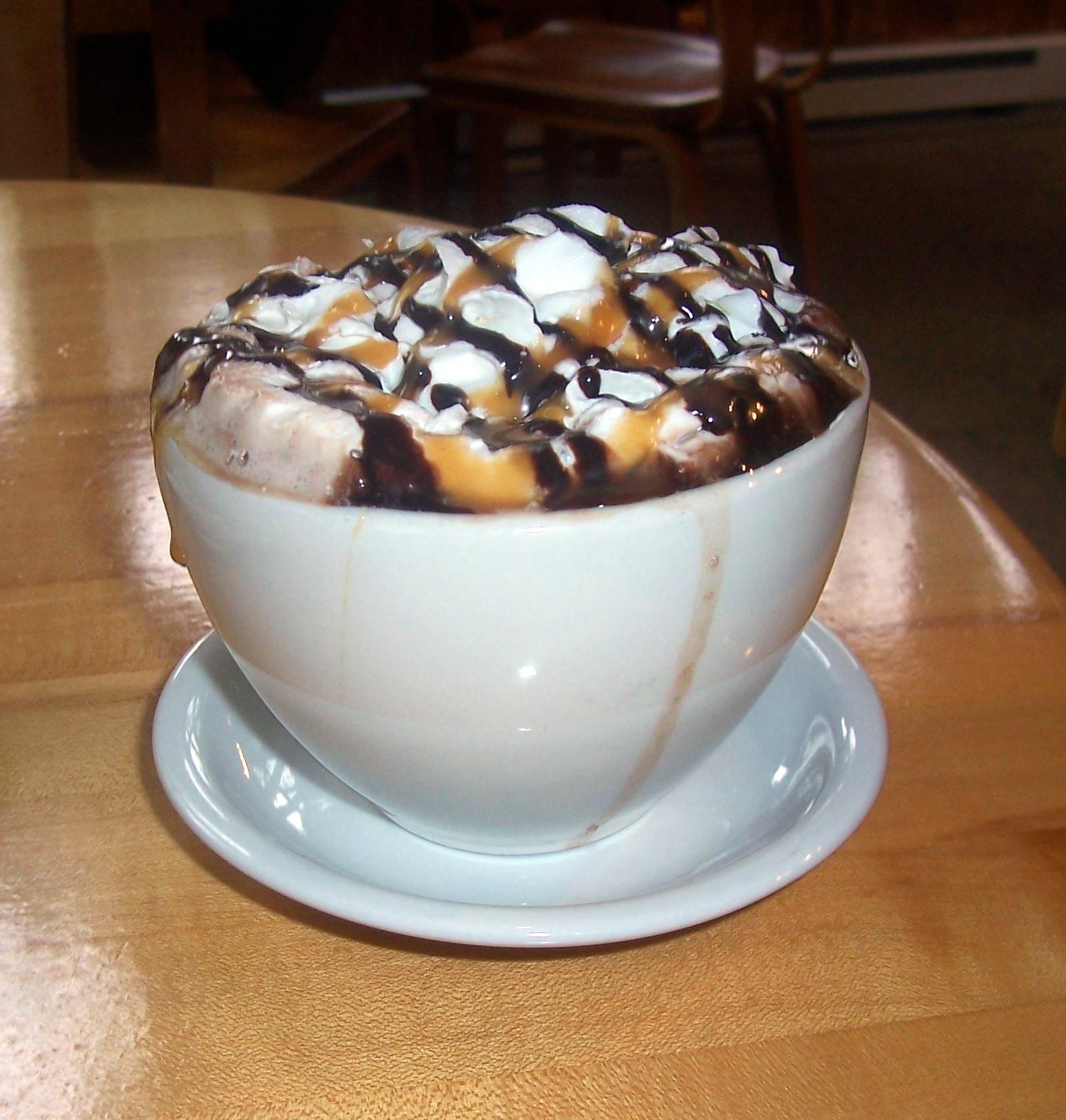 Caramel Hot Cocoa | Chella's Common Cents