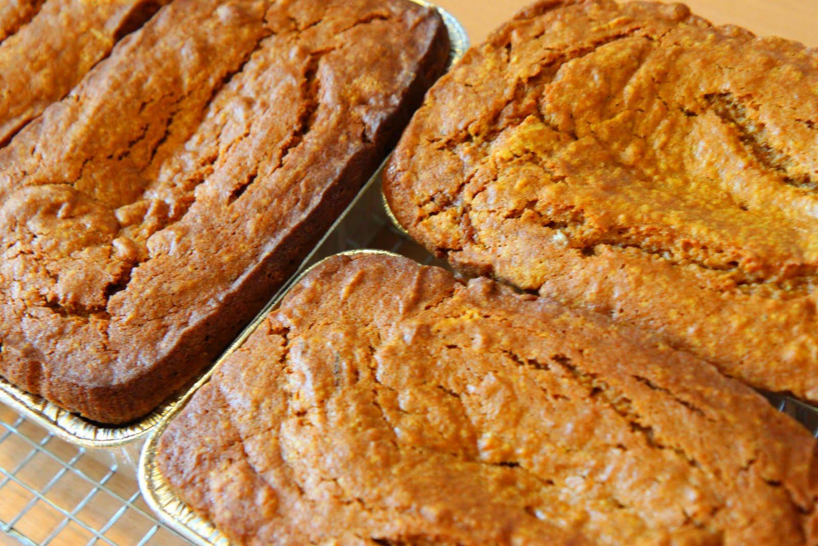 Pumpkin Bread | Chella's Common Cents